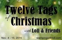 Twelve Tags of Christmas